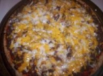 Bacon Cheeseburger Pizza picture