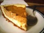 Pumpkin Layer Cheesecake picture