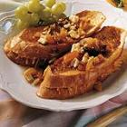 Cheddar French Toast with Dried Fruit Syrup picture