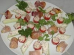 Fruit & Prosciutto Appetizers picture