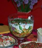Mexican Cornbread Salad picture