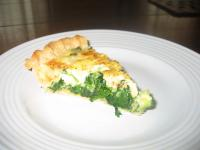 Spinach Quiche picture