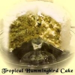 Tropical Hummingbird Cake picture