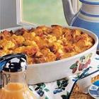 Cheese Sausage Strata picture