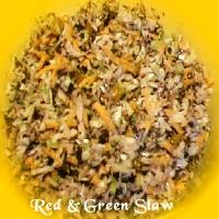 Red & Green Coleslaw picture
