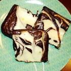 cheesecake brownies picture