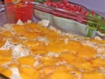 Layered chicken Casserole picture