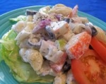 Crab Pasta Salad picture