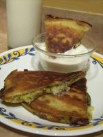 Pesto-Zucchini Quesadillas picture