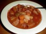 Mae's Sausage Supreme Stew picture