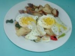 Spanish Breakfast Eggs picture