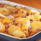 Cheesy Sausage Potatoes picture