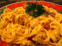 Creamy Cajun Chicken Pasta picture