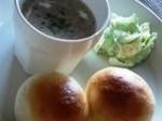 Portabello Mushroom Soup picture