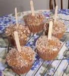Caramel Apple Cupcakes picture