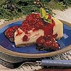 Cherry Almond Cheesecake picture