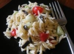 Greek Orzo Salad picture