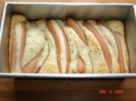 Frankfurters in a Loaf picture