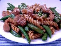 Sesame Pork Stir Fry picture