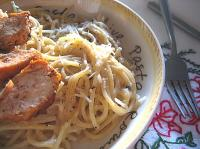 Mean Chef's Fettuccine Alfredo picture
