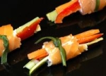 Smoked Salmon Roll Ups picture