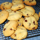 Chewy Jumbo Chocolate Chip Cookies picture